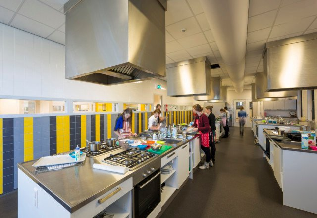 Hoornbeeck College Kampen Bolidtop 700 College TF