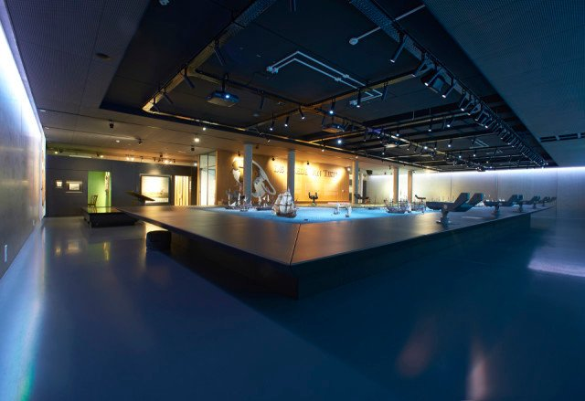 Maritiem en Juttersmuseum Kaap skill Texel Bolidtop 525