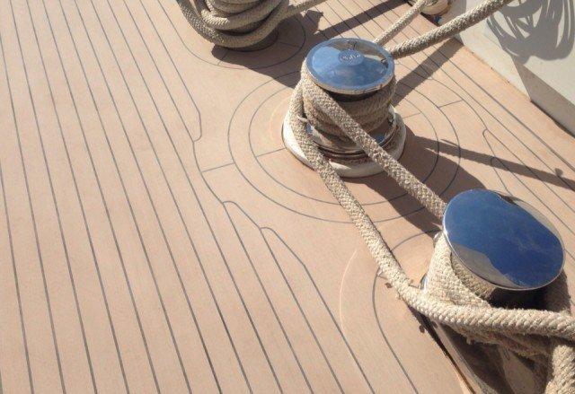 MY Irimari Sunrise Yachts Bolideck Future Teak