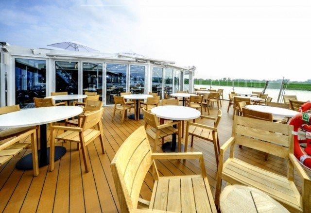 Neptun Werft Viking River Cruises Viking Njord Bolideck Future Teak