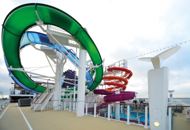 Norwegian Getaway Meyer Werft Bolideck Select Soft