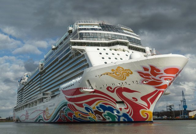 Norwegian Joy Boligrip 1250