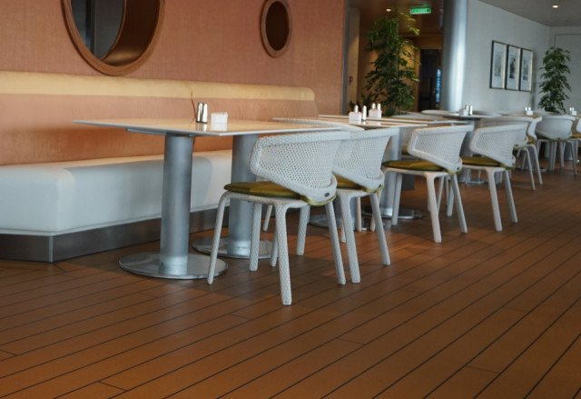 Ovation of the Seas - Papenburg Bolideck Future Teak