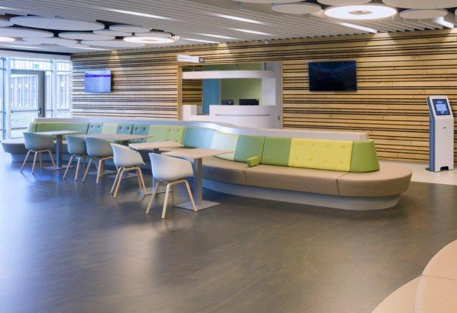 OZG Ommelander Hospital Groningen Bolidtop FiftyFifty