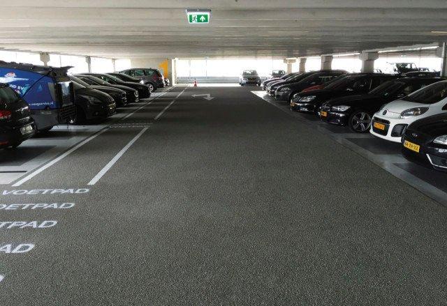 Parkeergarage Boskalis Papendrecht Boligrip W