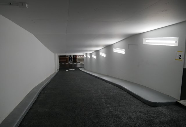 Parkeergarage Central Plaza Rotterdam Interparking Boligrip WH
