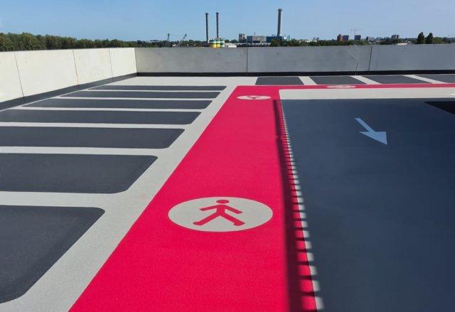 Parkeergarage en P+R Berlijnplein Utrecht Boligrip 4200