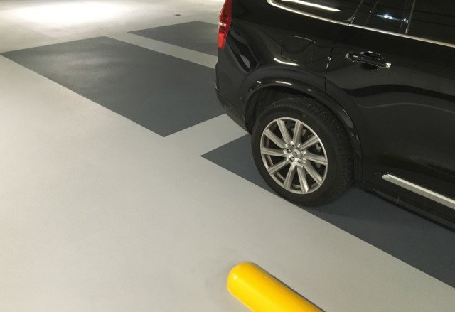 Parkeergarage Europlaza Amsterdam Boligrip 50P