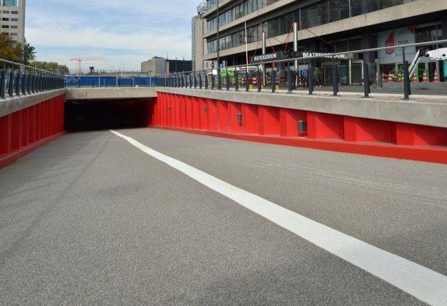 Parkeergarage Jaarbeursplein Utrecht Boligrip WH