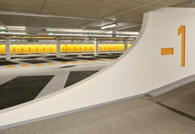 Parkeergarage Katwolderplein Zwolle Bolidtop 50P