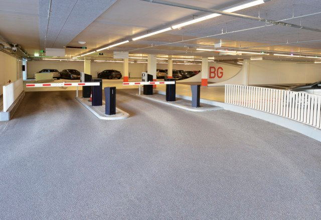 Parkeergarage Katwolderplein Zwolle Boligrip WH