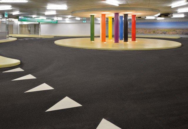 Parkeergarage Kruisplein Rotterdam Boligrip 1250
