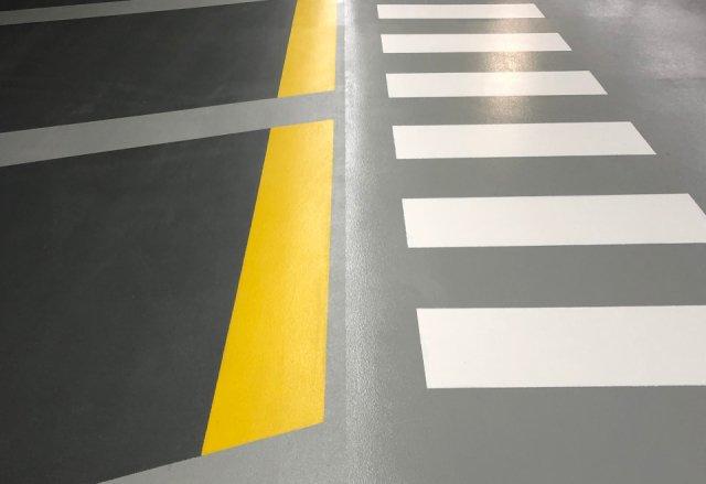 Parkeergarage Noord Boulevard Scheveningen Boligrip 200P