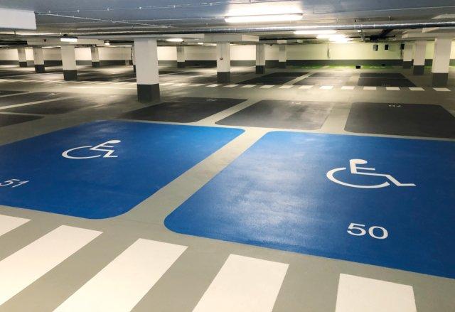 Parkeergarage Pottenbakkerssingel Middelburg Boligrip 50P