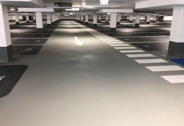 Parkeergarage Pottenbakkerssingel Middelburg Boligrip 50R