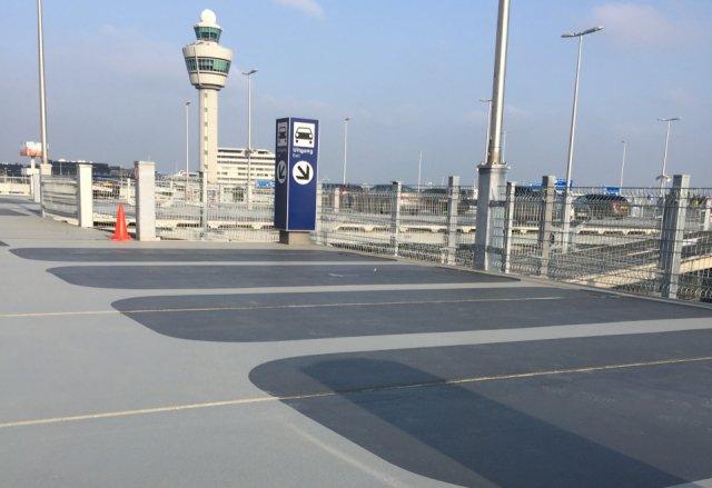 Parkeergarage Schiphol P1 Boligrip 300