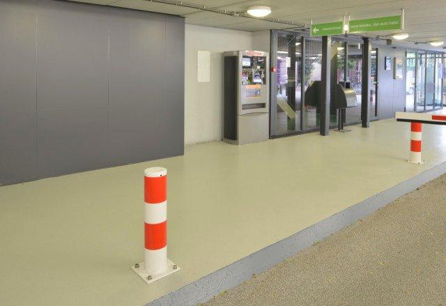 Parkeergarage Zilverpark Lelystad Boligrip 200P