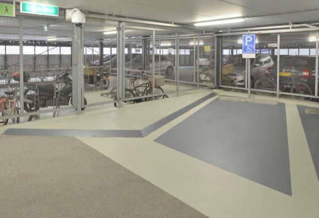 Parkeergarage Zilverpark Lelystad Boligrip 50P