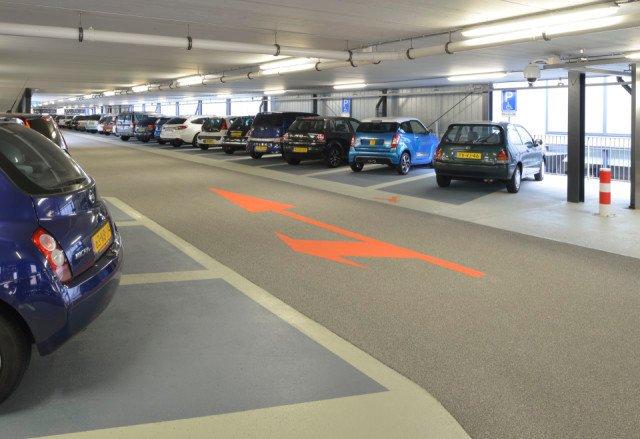 Parkeergarage Zilverpark Lelystad Boligrip WR