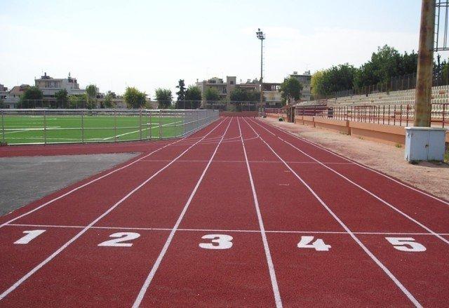 Peristeri Stadium Bolidtan H-PU