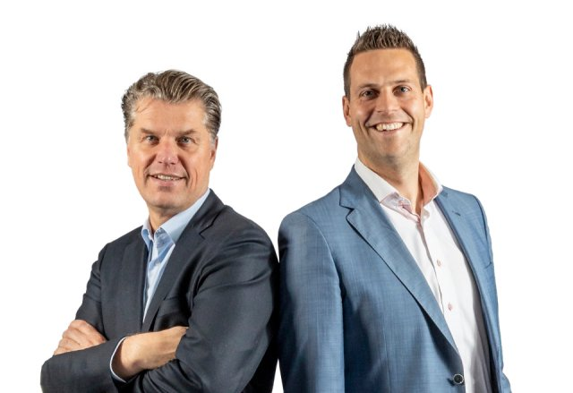Peter Staal and Paul Hoogerwaard parking specialists
