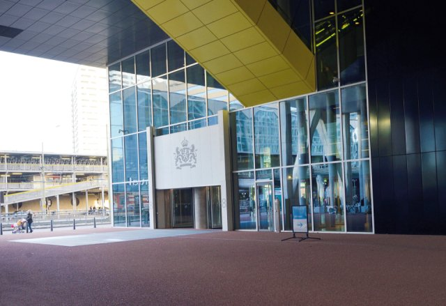 Plein PoortCentraal Den Haag Boligrip WR