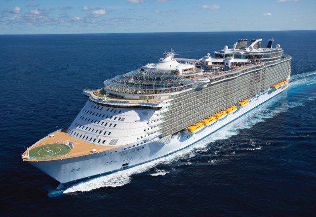 RCI Oasis of the Seas Future Teak