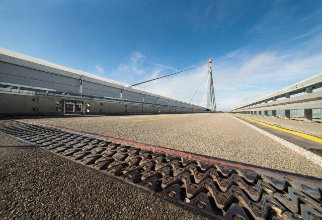 Rheinbrücke Maxau Boligrip W