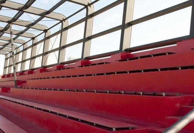 Sportpark Bos & Lommer Amsterdam Bolicoat D60