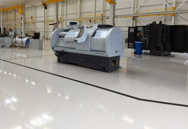 STYLE CNC Machines Bunschoten Bolidtop 500 Deco