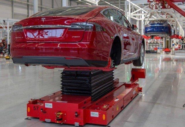 Tesla factory Tilburg Bolidtop Stato 500 I Deco