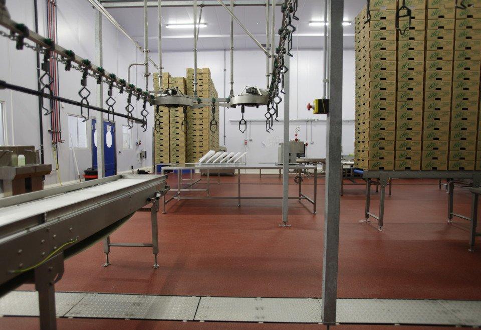 Chirina Slaughterhouse Bolidtop 700