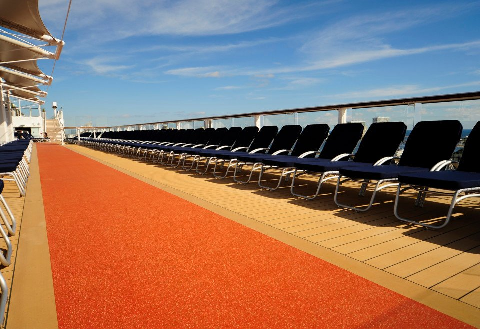 Meyer Werft Celebrity Solstice Future Teak Bolideck Select Soft