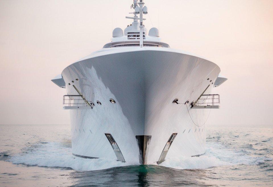 MY Maryah H2 Yacht Design Future Teak